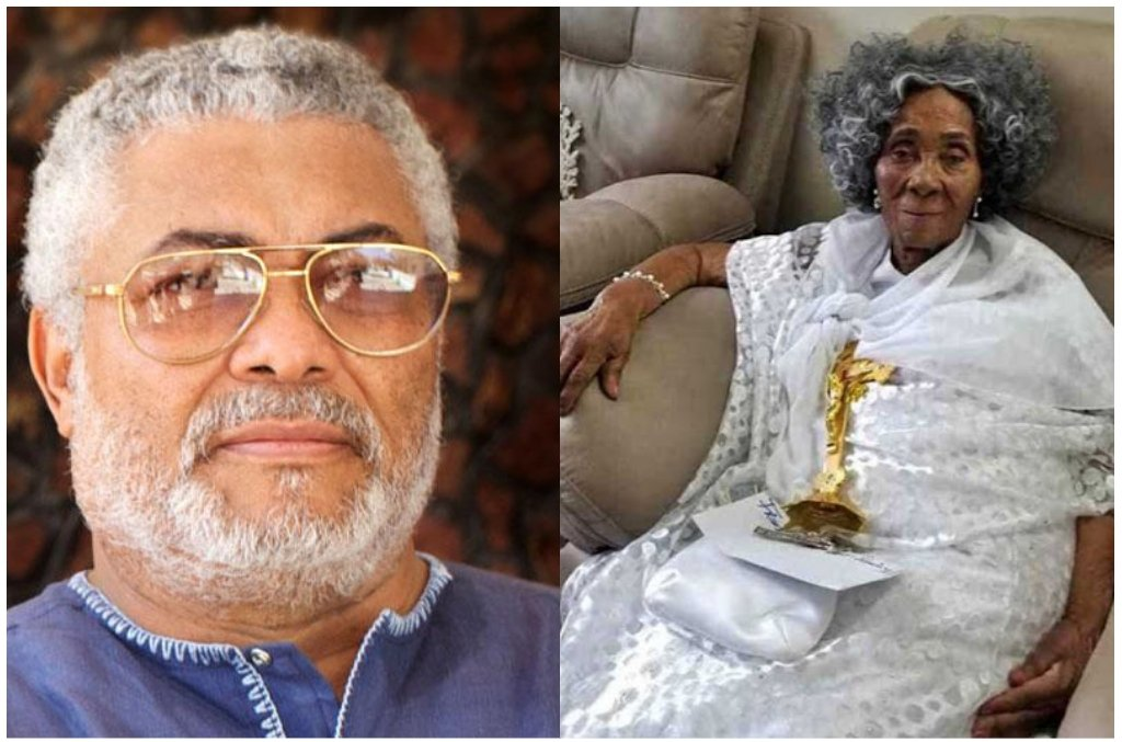Former Prez. Rawlings' Mother Reported Dead? 2 » Best Tech News, Gadgets, FinTech and Telco news.