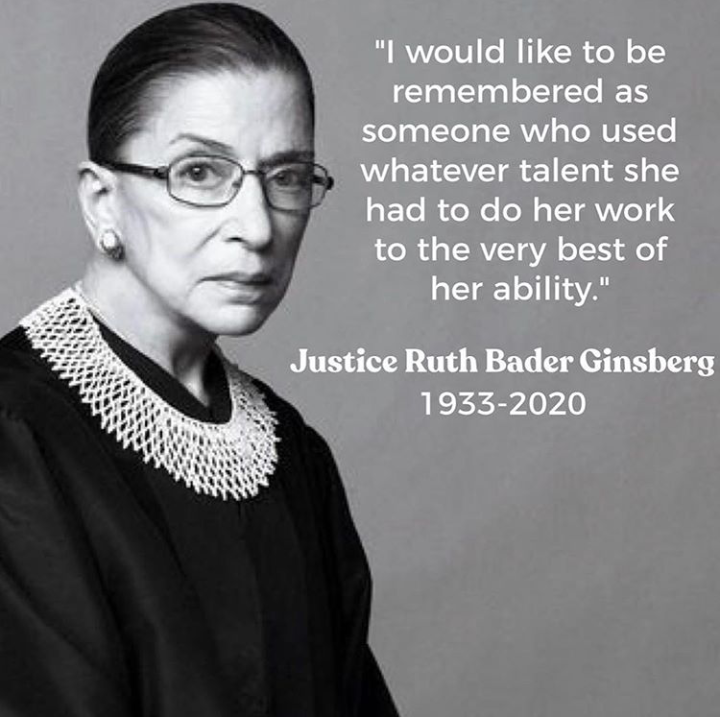 America Mourns Champion Of Gender Equality Bader Ginsburg Who Died At 87. 7 - Your source of trusted information.
