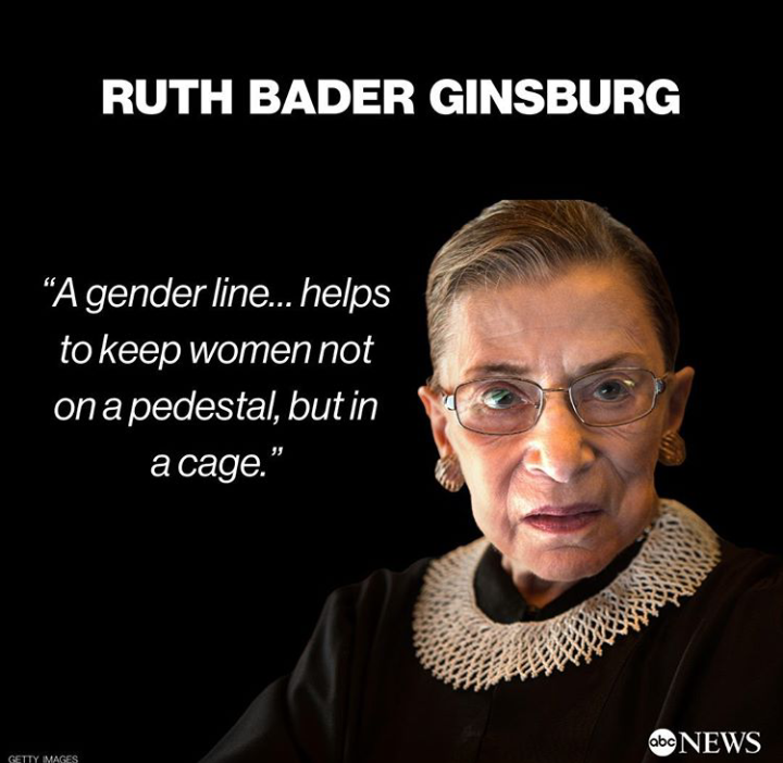 America Mourns Champion Of Gender Equality Bader Ginsburg Who Died At 87. 6 - Your source of trusted information.
