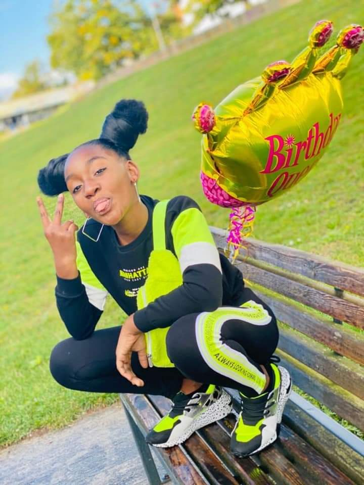 Photos: 12 Years Old Bulldog's Daughter Causes Stir. 1 - Globecalls.com is a 24/7 Entertainment News Outlet In West Africa Serving Its Readers With The Best In Music, News, Events, And World Happenings.