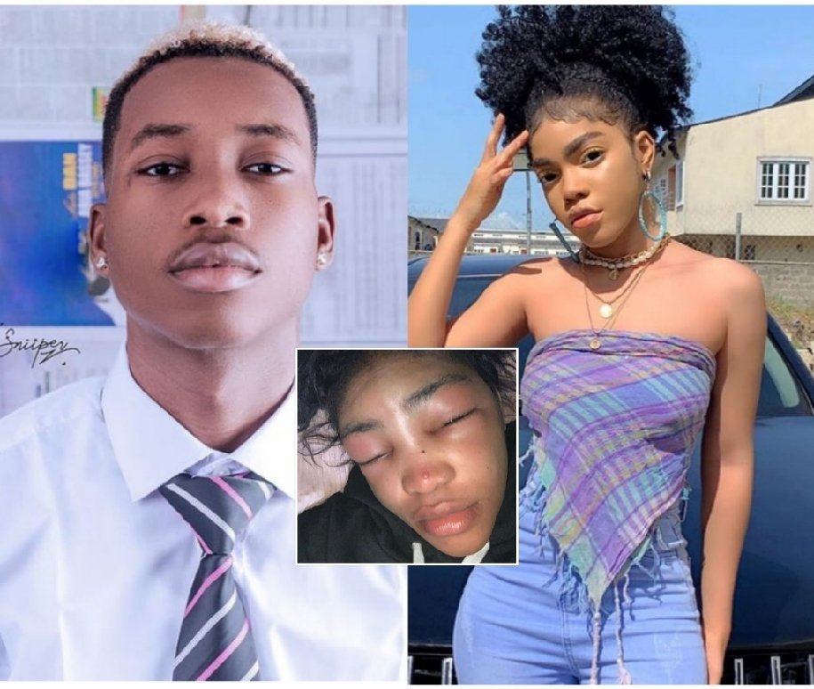 Lil Frosh's 'Girlfriend' Details More About Her Abusive Lover. 4 » Best Tech News, Gadgets, FinTech and Telco news.
