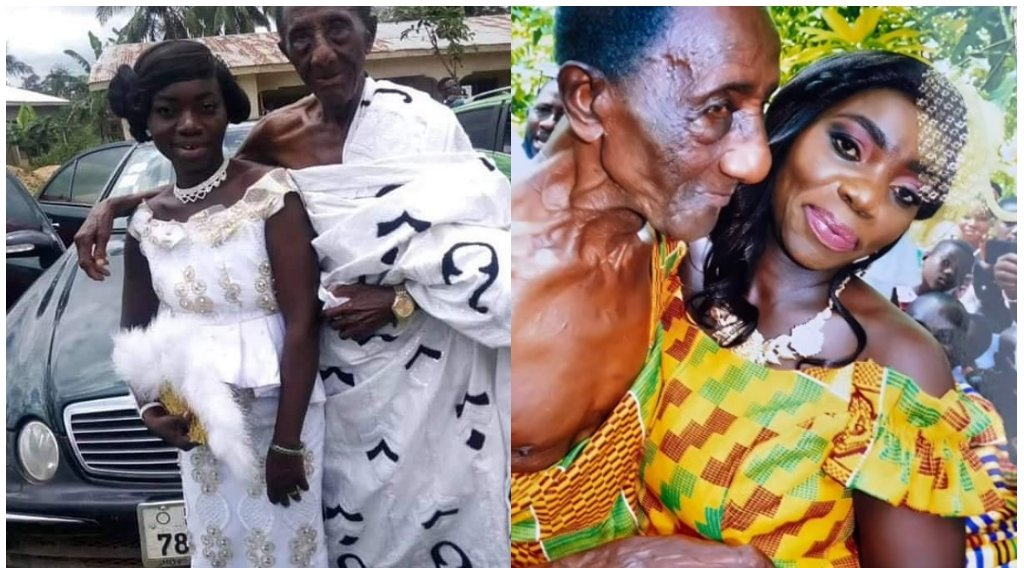 I Married The 97 Years Old Man Because He Makes Me Happy In Bed - 35 Years Old Woman Confessed 2 » Best Tech News, Gadgets, FinTech and Telco news.