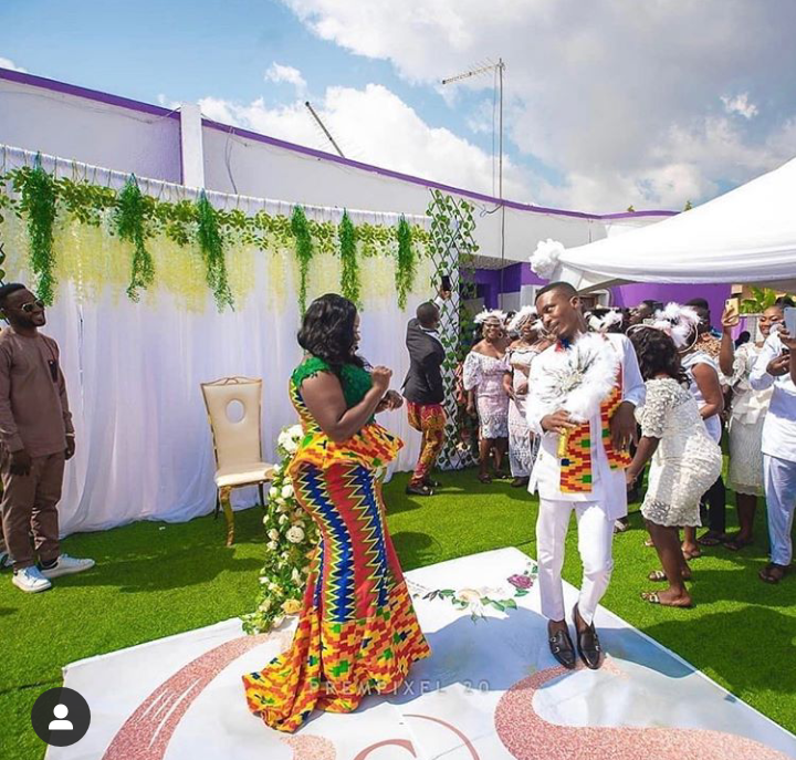 More Exclusive Photos From Clemento Suarez' Wedding 1 - Globecalls.com is a 24/7 Entertainment News Outlet In West Africa Serving Its Readers With The Best In Music, News, Events, And World Happenings.