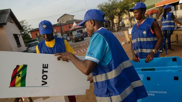 KASOA EC CREATES NEW POLLING STATIONS