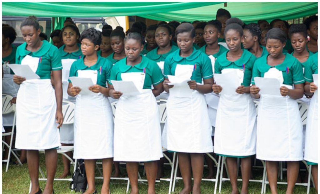 NURSES SIGN 'NO STRIKE' FOR TWO YEARS DEAL