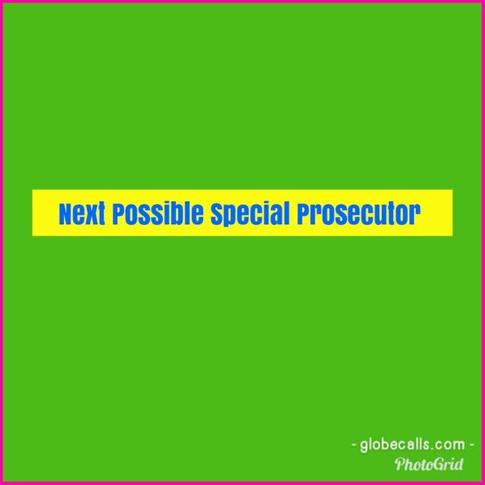 Martin Amidu Next possible special Prosecutor