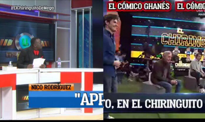 Akrobeto on Spain TV