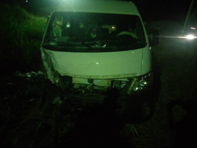 Samira Bamuwia accident