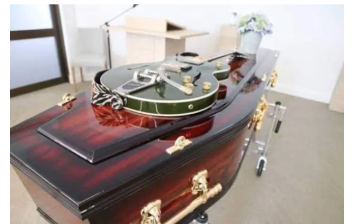 Ginimbi bought a casket