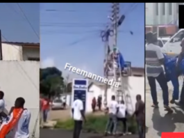 NPP MAN ELECTROCUTED TO DEATH