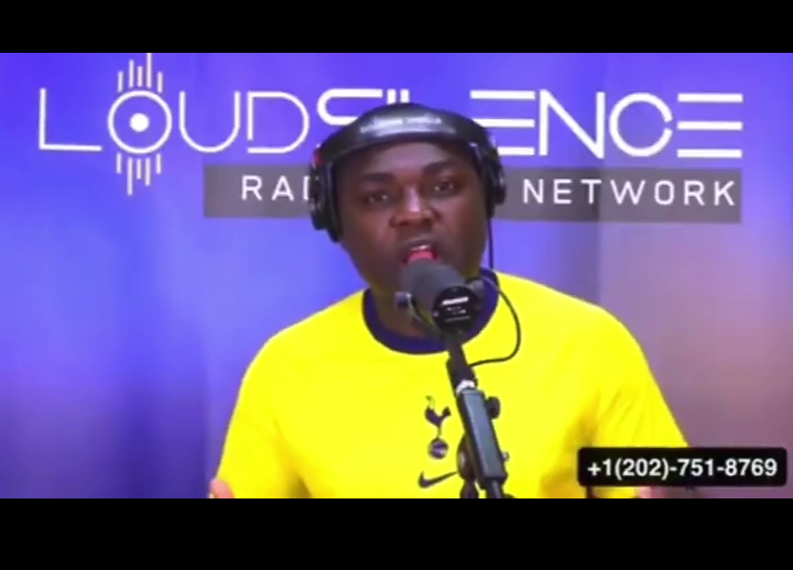 Kelvin Taylor exposes Nana Addo scandal