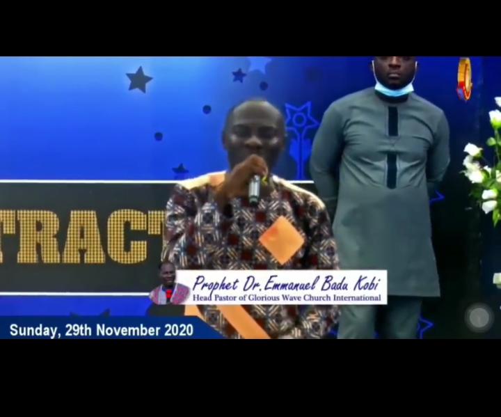Badu Kobi prophesied