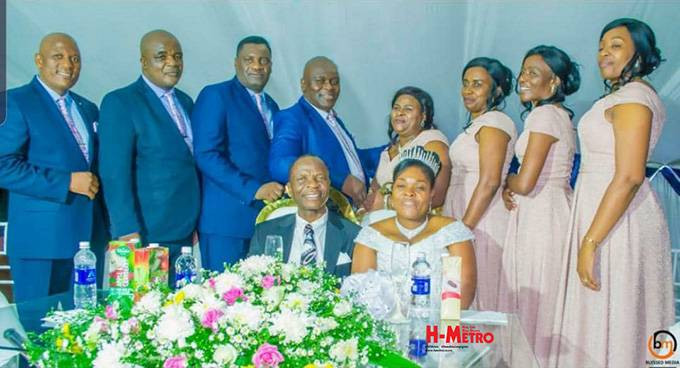 Pastor Marries Secretary 4 Months After His Wife's Death.