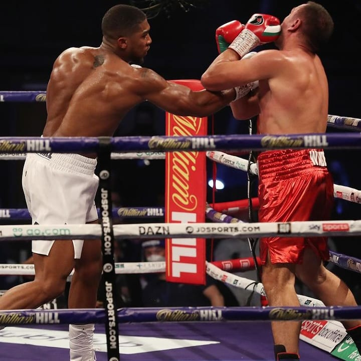 Watch: The Moment Anthony Joshua Downed Pulev Twice In Round 3 2 » Best Tech News, Gadgets, FinTech and Telco news.