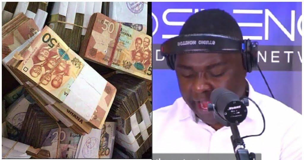 Kelvin Taylor exposed Ken Ofori Atta
