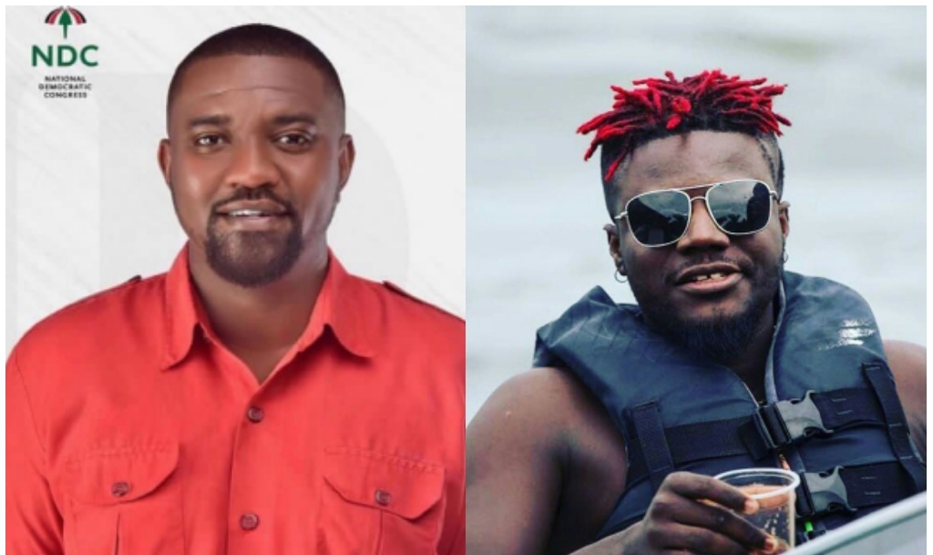 'Don't Vote For This Id!ot' - Pope Skinny Attacks John Dumelo 7 » Best Tech News, Gadgets, FinTech and Telco news.