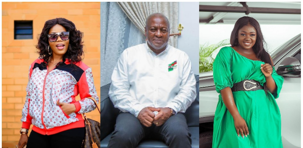 Papano leak between Mzbel and Tracy about Mahama