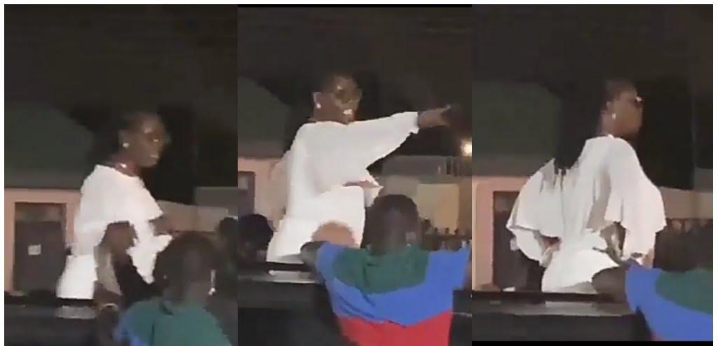 Ursula Owusu sacked