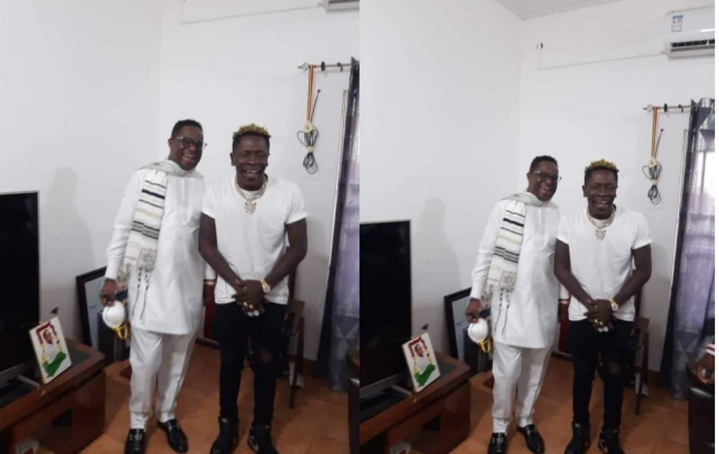 NPP's Peter Amewu , The Man Behind Shatta wale's Show In The Volta Region 4 » Best Tech News, Gadgets, FinTech and Telco news.