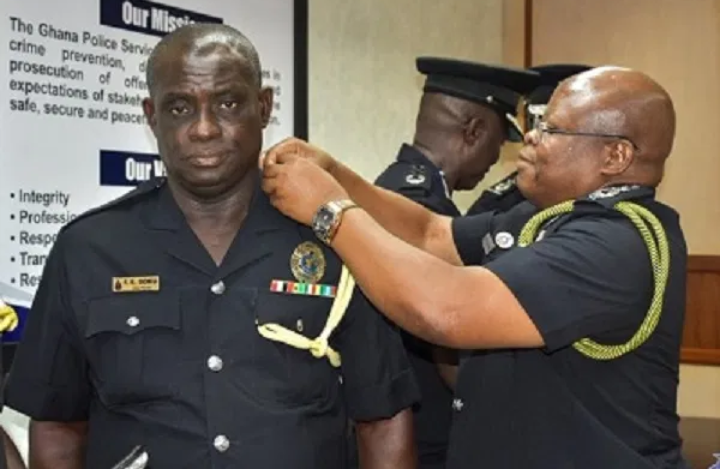IGP Promotes 273 Police Officers To Various Ranks