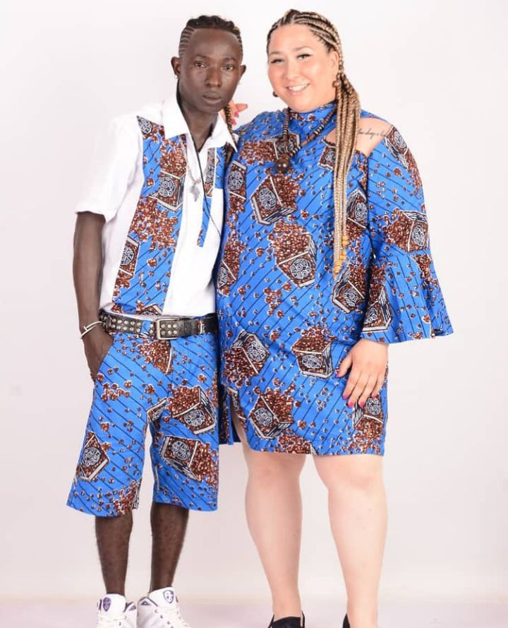 Patapaa And His Girlfriend Releases Wedding Date
