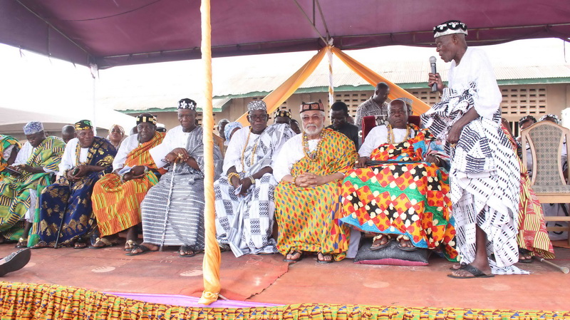 Anlo State To Hold A Separate Funeral For Rawlings