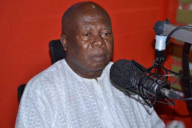 NPP 'Fortress' Dr. Amoako Tuffour Dies