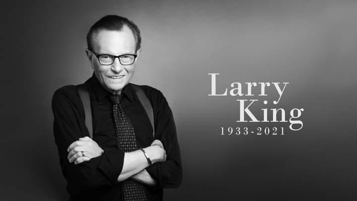Legendary CNN Reporter Larry King Is Dead