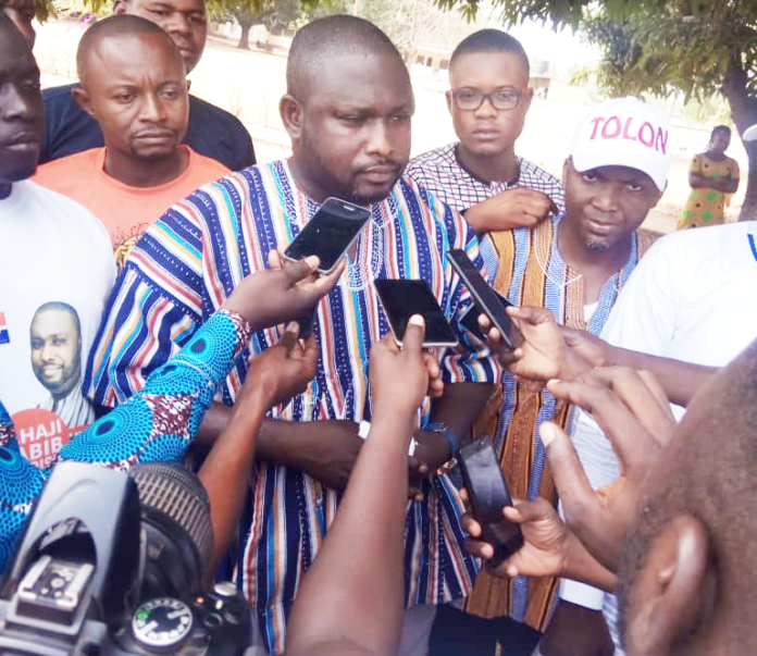 Alban Bagbin Did Not 138 Votes - NPP Deputy Chief Whip