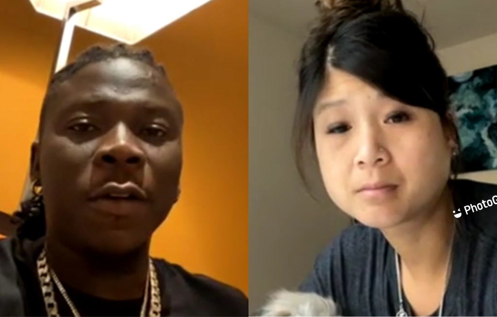 My Mom Always Remind Me That I Am Different - Stonebwoy
