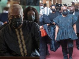 Dismis Mahama's Bogus Stay Of Proceedings Application - Nana Akufo Addo To Supreme Court