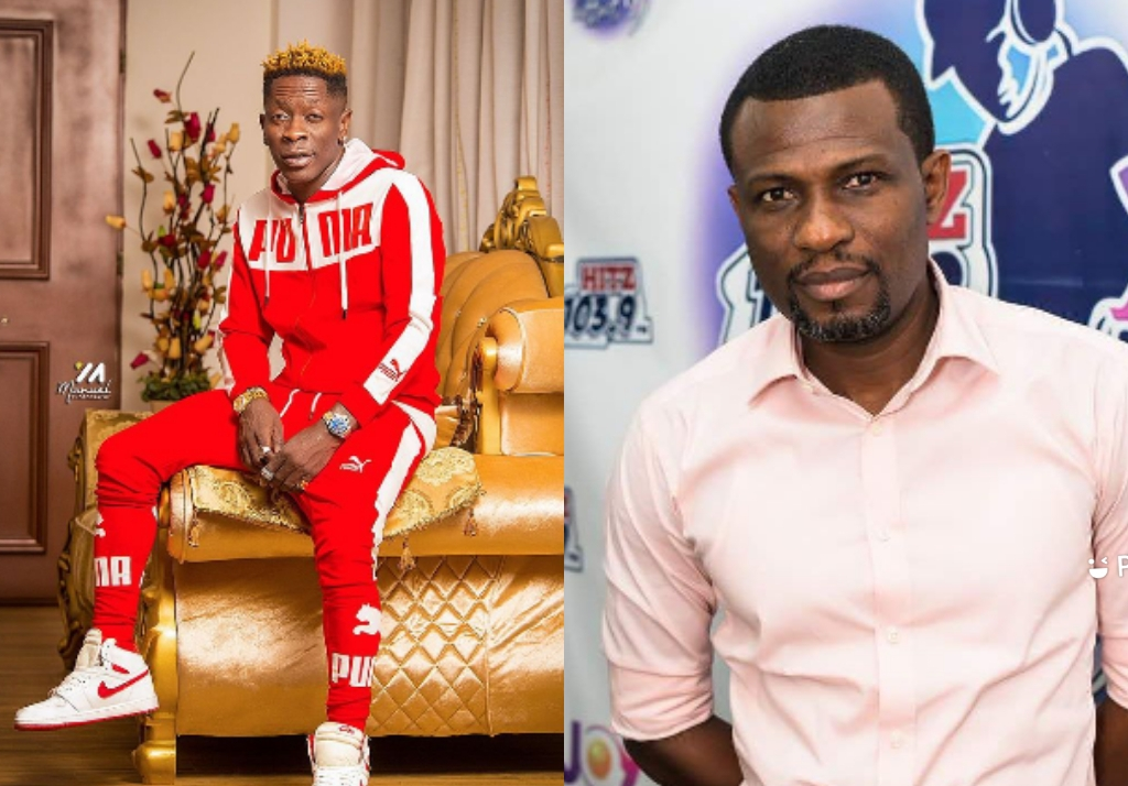Shatta wale To Contest For President If Mark Okraku Mantey Is Elected Deputy Creative Minister