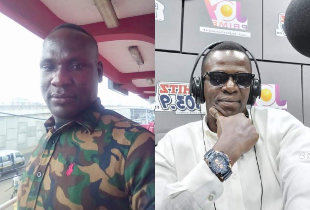 Sick Shatta Wale Fan Zisk Mens Makes Radio Host Prince Don Tsegah Cries For His Life
