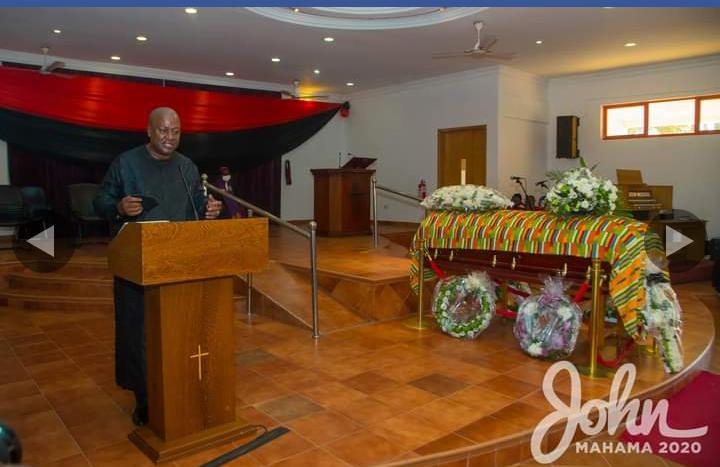 John Mahama Reacts 7th To 8th Parliamentary Events