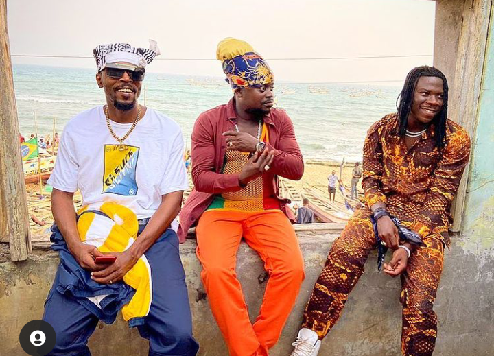 If We Have More Stonebwoys In Ghana, We Will Grow Big - Kwaw Kese