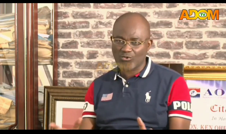 MPs Failed Because The Party In Power Refused To Support - Kennedy Agyapong