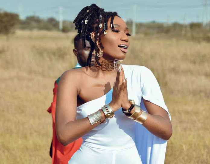 Wendy Shay's Pray For The World' Deleted From Youtube