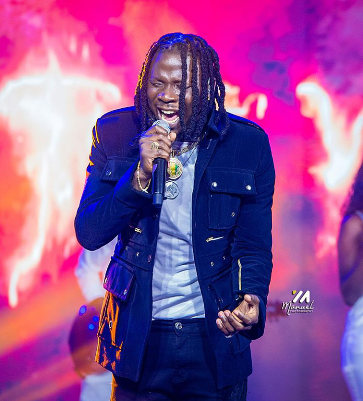 Stonebwoy Names 'A-List' Artists Who Are Still Underground