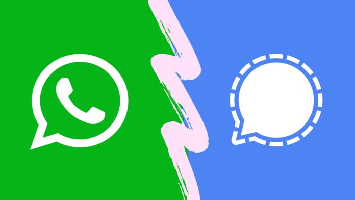Use Signal: The Brilliant WhatsApp Alternative