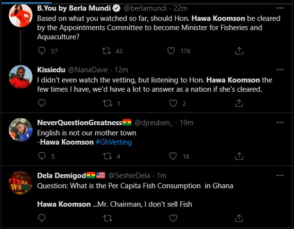 Reasons Ghanaians Think Hawa Koomson Is Unfit For The Fishery And Aquaculture Ministry 21 » Best Tech News, Gadgets, FinTech and Telco news.