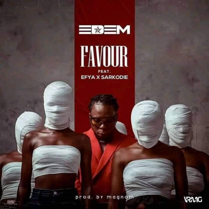 Rapper Edem Laments Free Downloading Of Their Hardworks Ahead Of His New Single