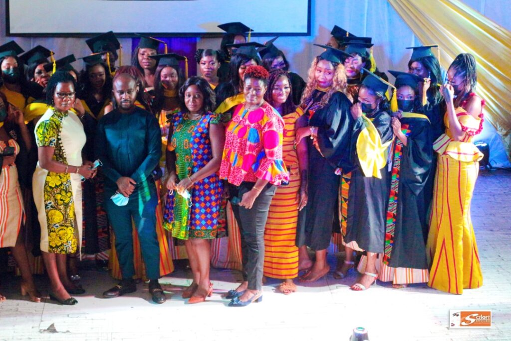 Salon Services Hair & Beauty Academy Sets Record With 2021 Graduation 2 - Globecalls.com is a 24/7 Entertainment News Outlet In West Africa Serving Its Readers With The Best In Music, News, Events, And World Happenings.