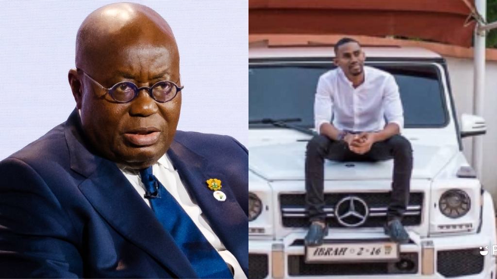 President Akufo Addo Slept With Most Of His Female Appointees - Ibrah One