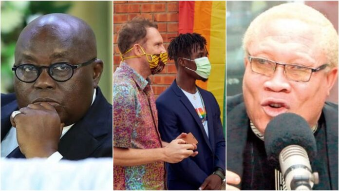 Akuffo Addo Has Ordered The Closure Of LGBTQ Office