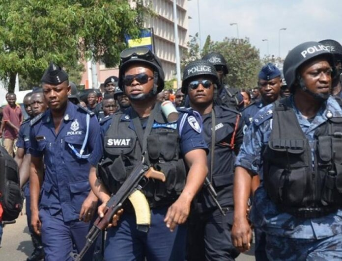 IGP Declares 2 Policemen Wanted For Robbing Gold Dealers