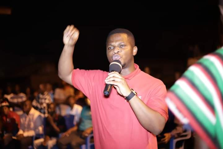 Sammy Gyamfi Calls Out Alban Bagbin And NDC MPs For Betraying The Party.