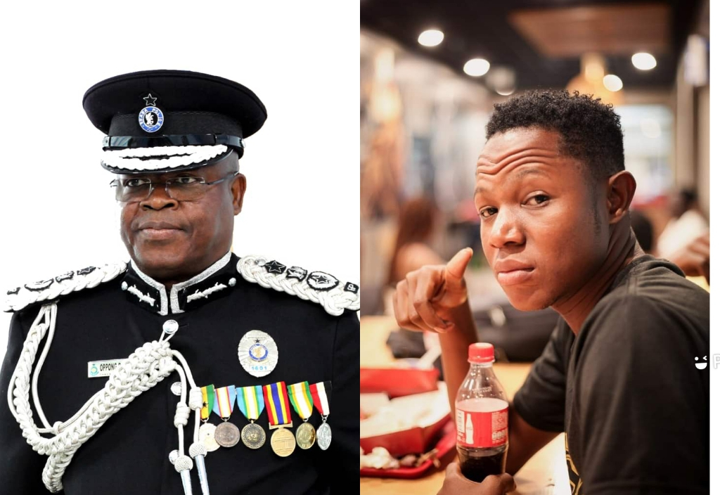 Mark Boldkid, Upper East Youth Petitions IGP Over Irresponsibility Of DSP Oppong Agyare Francis