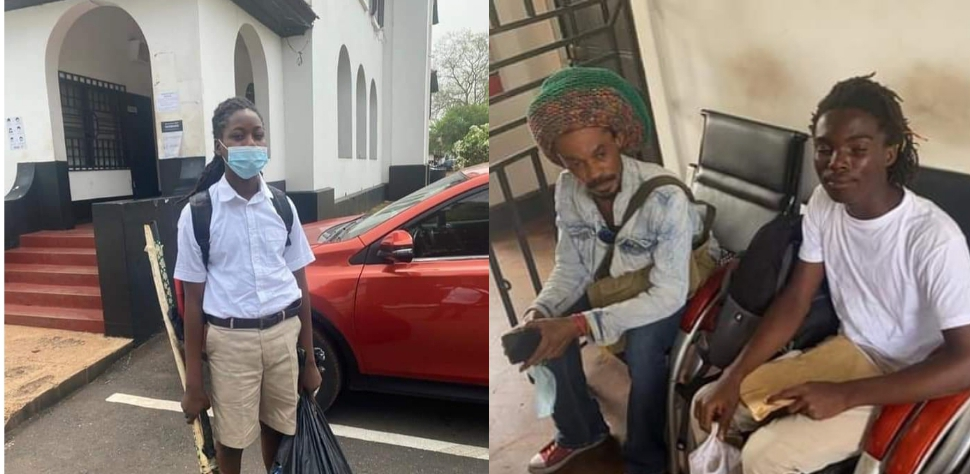 Father Of Achimota SHS Rejected Rastafarian Swears To Take The Fight On.
