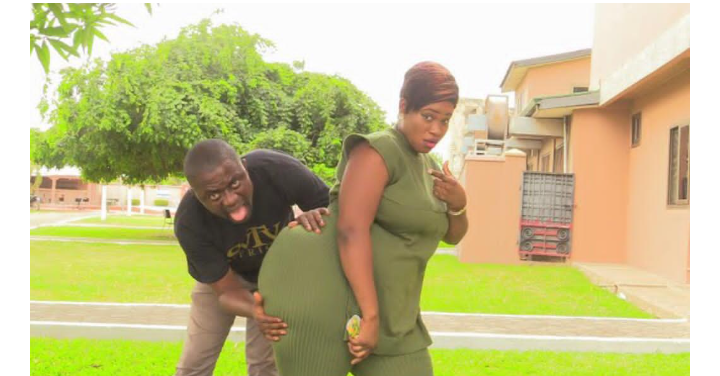 Video vixen With Huge Backside Reveals How Pastor Gave Her 10k After Just Seeing The Back