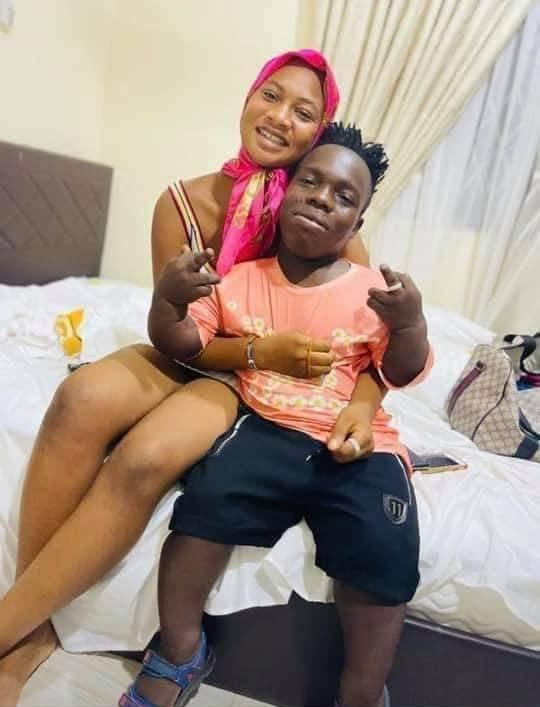 Young Lady In Shatta Bandle Video Speaks